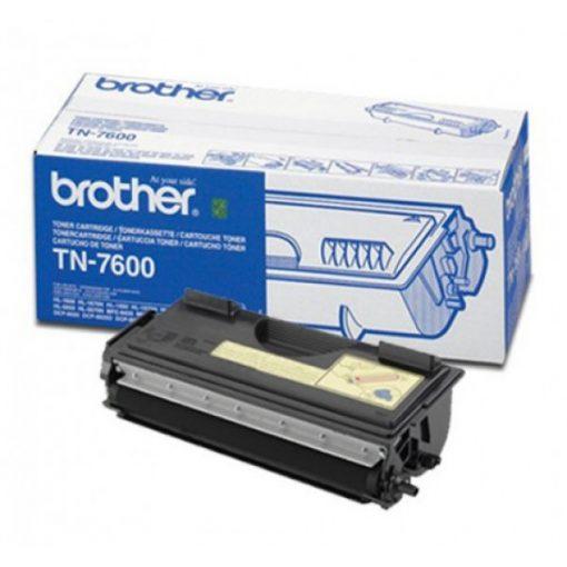 Brother TN7600 Eredeti Fekete Toner