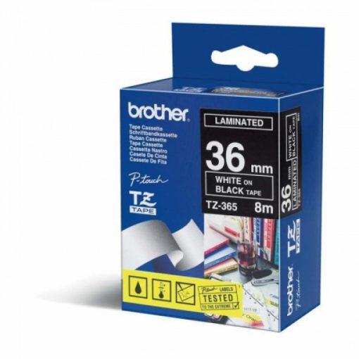 Brother TZe-365 szalagkazetta